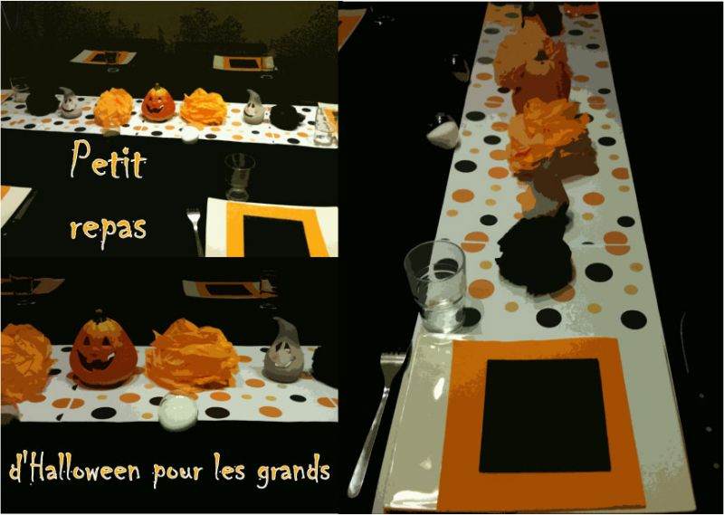 repas d halloween pour les grands my lovely dream by sandra ls. Black Bedroom Furniture Sets. Home Design Ideas